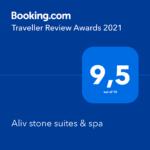 Booking Award